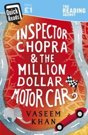 Download and Read Online Inspector Chopra and the Million-Dollar Motor Car