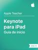 Apple Education - GuГa de inicio de Keynote para iPad ilustraciГіn
