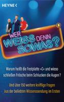 Heyne Verlag - Wer weiß denn sowas? artwork