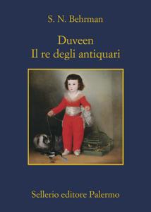 Duveen. Il re degli antiquari Libro Cover