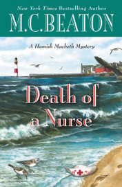Death of a Nurse book
