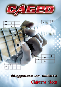 Caged. Diteggiature per chitarra Libro Cover
