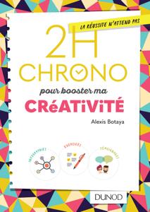 2h Chrono pour booster ma créativité La couverture du livre martien