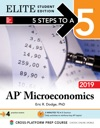5 Steps To A 5 AP Microeconomics 2019 Elite Student Edition