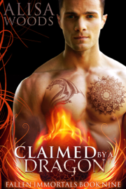 Claimed by a Dragon (Fallen Immortals 9) book