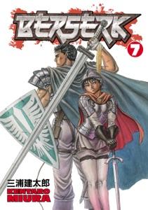 Berserk Volume 7 Book Cover