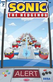 Sonic the Hedgehog #7 book