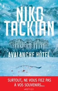 Avalanche Hôtel Couverture de livre