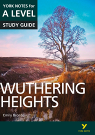 Wuthering Heights: York Notes for A-level book