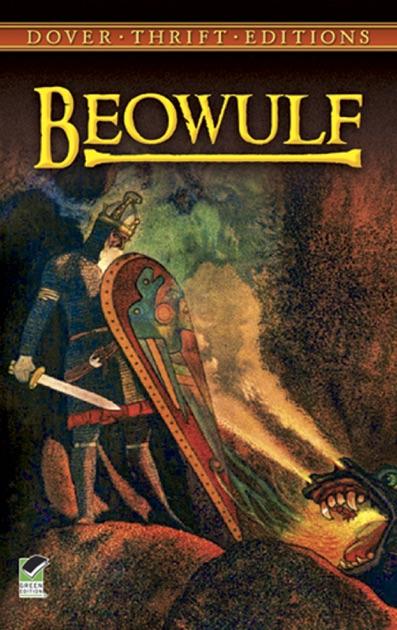 beowulf movie vs book