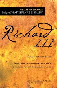 Richard III Book Cover