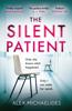 Alex Michaelides - The Silent Patient artwork