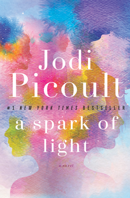 A Spark of Light - Jodi Picoult book