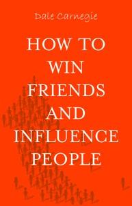 How to Win Friends and Influence People Door Dale Carnegie Boekomslag