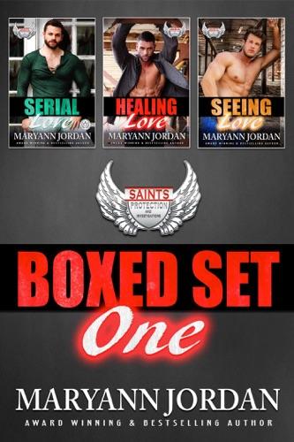 MaryAnn Jordan - Saints Protection & Investigations Boxed Set 1