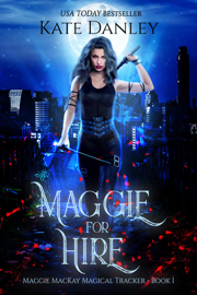Maggie for Hire - Kate Danley book summary