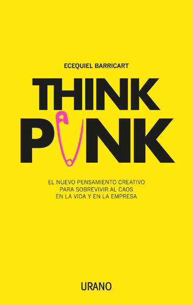 Think Punk por Ecequiel Barricart