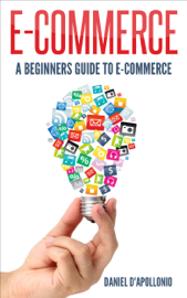 E-commerce a Beginners Guide to E-commerce book