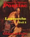 Pontiac - Leseprobe - Teil 1