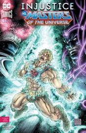Injustice Vs. Masters of the Universe (2018-2018) #4 book