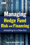 Managing Hedge Fund Risk And Financing