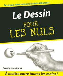Le Dessin Pour les Nuls La couverture du livre martien