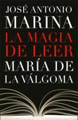 La magia de leer Book Cover