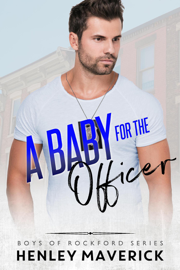 A Baby for the Officer book