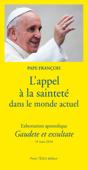 L'appel à la sainteté dans le monde actuel