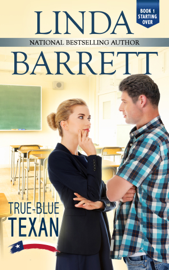 True-Blue Texan - Linda Barrett book summary