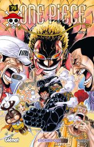 One Piece - Édition originale - Tome 79 La couverture du livre martien