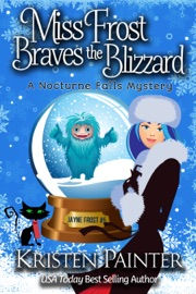 Miss Frost Braves The Blizzard