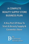 A Complete Beauty Supply Store Business Plan A Key Part Of How To Start A Beauty Supply  Cosmetics Store