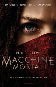 Macchine mortali Libro Cover