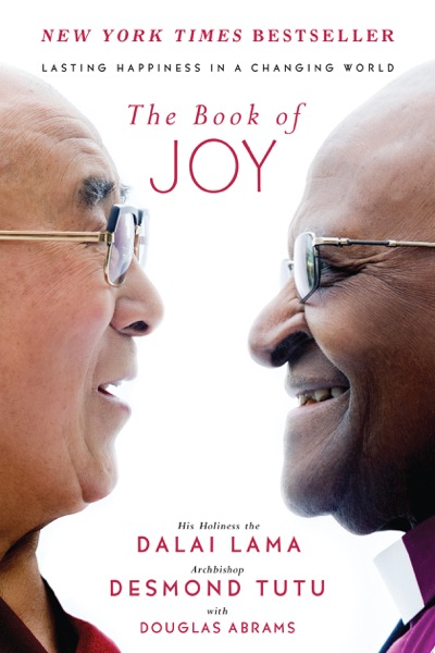The Book of Joy - Dalai Lama, Desmond Tutu & Douglas Carlton Abrams book cover