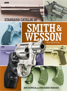 Standard Catalog of Smith & Wesson Book Cover