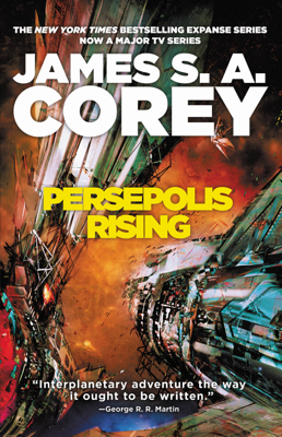 Persepolis Rising - James S. A. Corey book