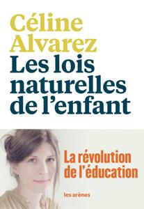 Les Lois naturelles de l'enfant La couverture du livre martien
