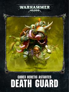 Codex: Death Guard Enhanced Edition Cover Book