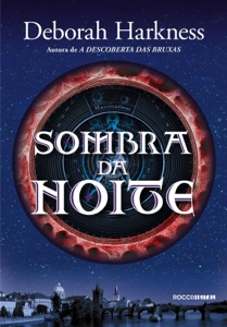 Sombra da noite Book Cover