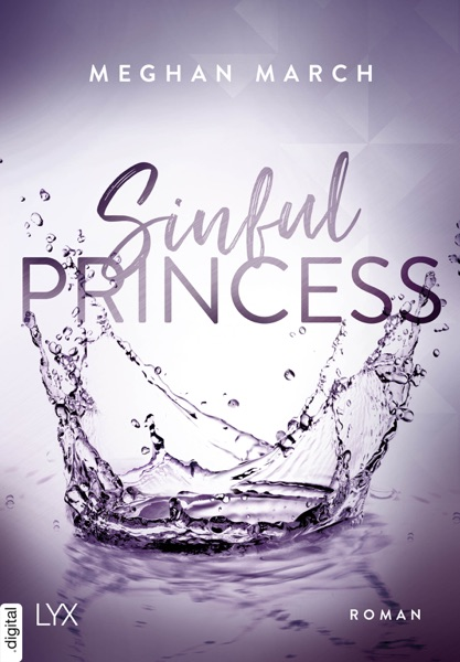 Sinful Princess - Meghan March book cover