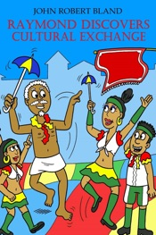 Download and Read Online Raymond Discovers Cultural Exchange