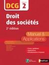 Droit Des Socits - 2e Dition