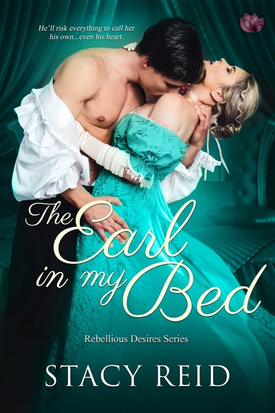 The Earl in My Bed - Stacy Reid book cover