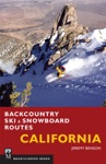 Backcountry Ski  Snowboard Routes California