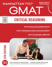 GMAT Critical Reasoning book
