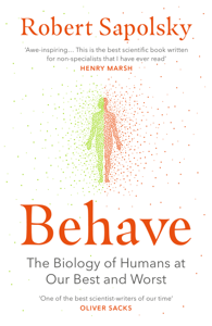 Behave Book Cover