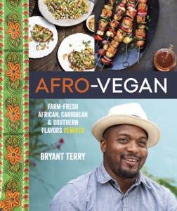 Afro-Vegan by Bryant Terry Book Cover
