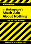 CliffsNotes On Shakespeares Much Ado About Nothing