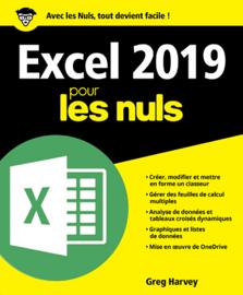 Excel 2019 pour les Nuls